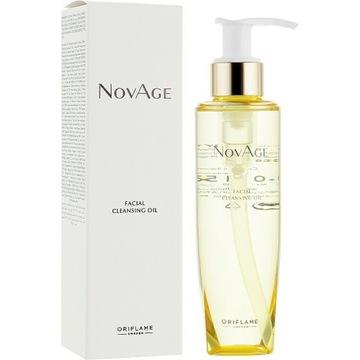 Oriflame Novage olejek oczyszczający