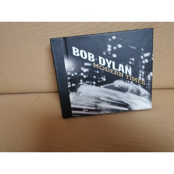 Bob Dylan Modern Times Limited cd +dvd digipack