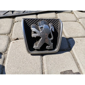Emblemat logo peugeot 307