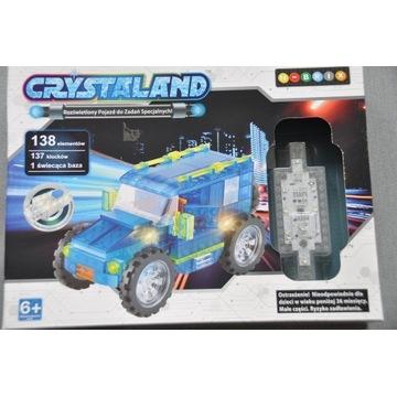 Klocki Crystaland Pojazd do zadań specjalnych