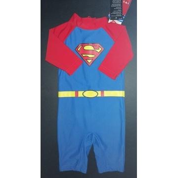 Kostium strój kąpielowy 74cm kostium Supermen 6~9m