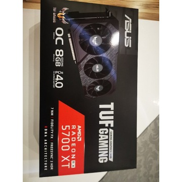 Asus RX 5700 XT TUF GAMING 8GB OC