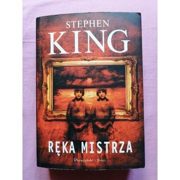 """""""Ręka mistrza"""" Stephen King"""