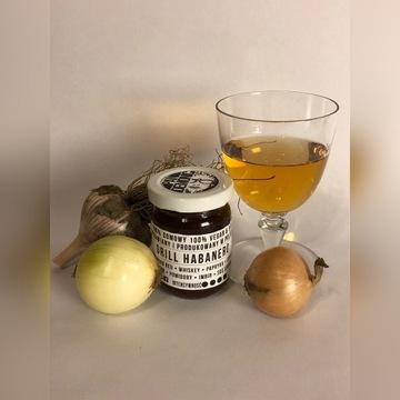 Sos ostry BBQ - Grill Habanero - PanDemonic