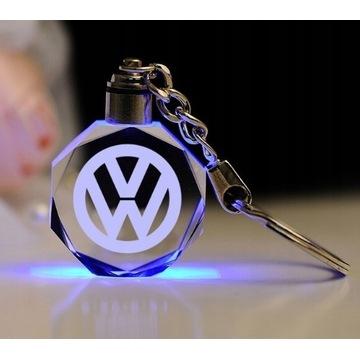 Breloczek VW LED brelok volkswagen