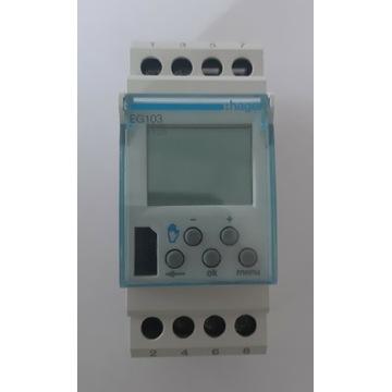 Programator cyfrowy 16A 250V EG103 HAGER