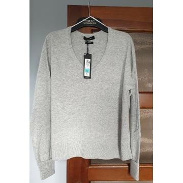 Damski sweterek M 100% kaszmir Marks and Spencer
