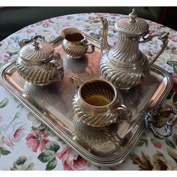 Fraget serwis kawa herbata 1860-96 Unikat