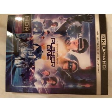 Player One 4K UHD BD plus BD