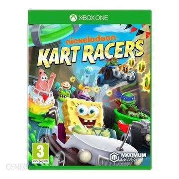 Nickelodeon Kart Racers XBOX ONE KLUCZ KOD