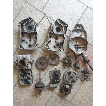 Silnik części Romet motorynka 019 3 biegi