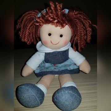 Szmaciana lalka Frida Teddykompaniet lala