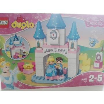 Klocki LEGO Duplo 2-5 lat kopciuszek