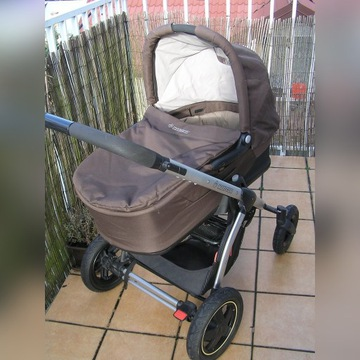 Wózek Maxi Cosi Mura 4 na części