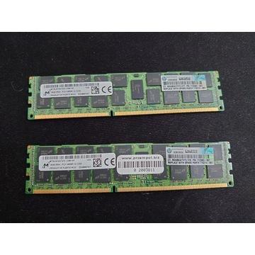 HP Micron 16GB PC3-14900R MT36JSF2G72PZ-1G9E1HF