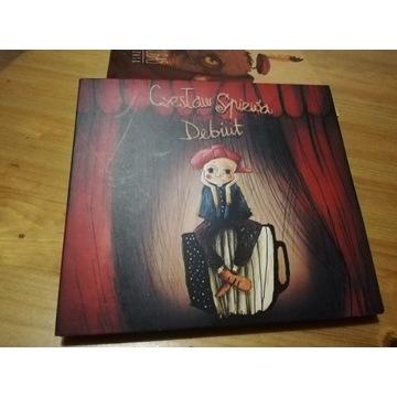 Płyta CD Czesław Śpiewa Debiut