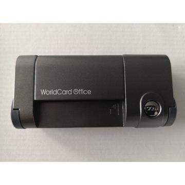 Przenośny skaner wizytówek WorldCard Office
