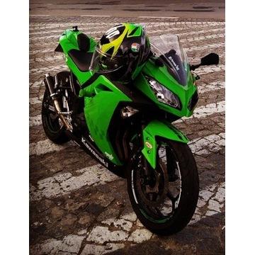 Nakładka Ninja 300 Kawasaki Sport Tor