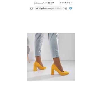 Danina na nowe buciki