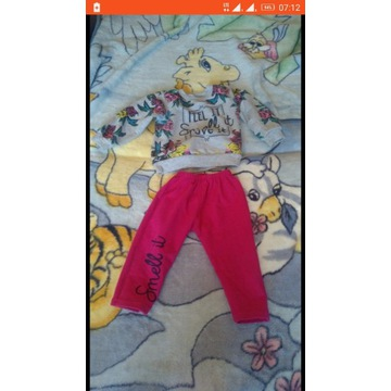 Bluza i spodnie