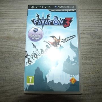 Gra PSP Patapon 3