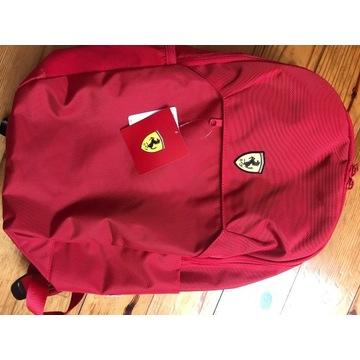 Plecak Team Scuderia Ferrari