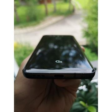 LG G6 w bdb stanie uszkodzony