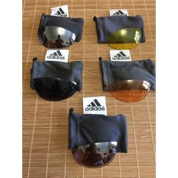 Adidas Evil Eye używane soczewki M i L