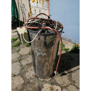 Nagrzewnica gazowa 75kw