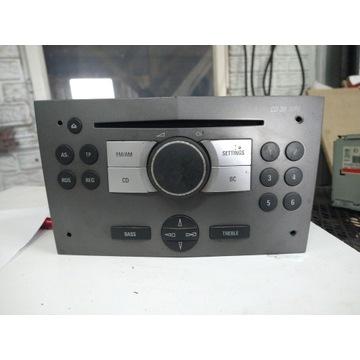 Radio Astra H, Zafira B
