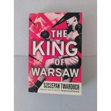 'The King of Warsaw' Szczepan Twardoch
