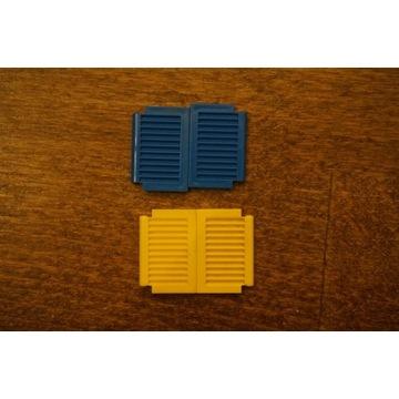 Okiennice LEGO