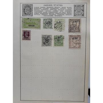 GB - kolonie angielskie - Indian States