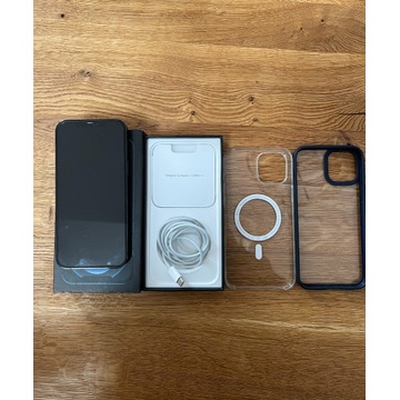 iPhone 12 Pro Max 128 GB Pacific Blue stan idealny