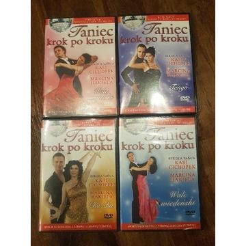 DVD Nauka Tańca Cichopek Hakiel Tango Cha-cha Walc