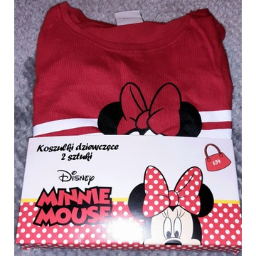 Minnie Koszulka dziecięca  r. 134cm długi rękaw