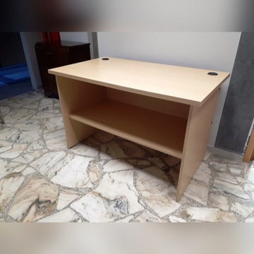 Biurko - idealne pod drukarkę