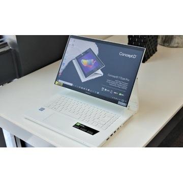 Acer ConceptD 7 i7-10875H/1Tb/W109 RTX3000 OKAZJA