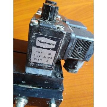 WYSPA ZAWOROWA Elektrozawór Martonair 2szt