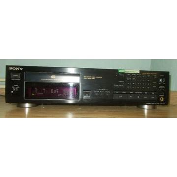 Bardzo wysoki model odtwarzacza CD SONY CDP-897