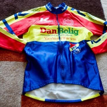Bluza -  kurtka na rower rozmiar XL - 2XL, markowa