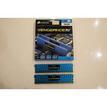 Pamięć RAM DDR3 Corsair Vengeance LP 16GB 2x8