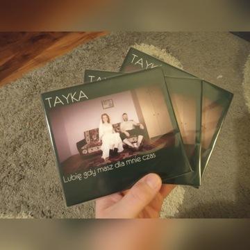 Płyta CD TAYKA Lubię gdy masz dla mnie czas