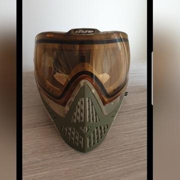 Maska dye i5 camo paintball