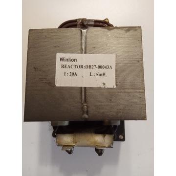 TRANSFORMATOR WINLION DB27-00043A 20A 5mH 3,1KG