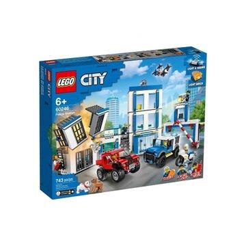 LEGO 60246 City - Posterunek policji Nowy