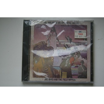 The American Metaphysical Circus na CD Made in USA