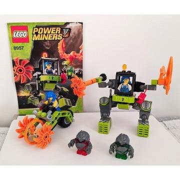 Lego Power Miners 8956 i 9857