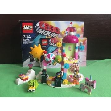 Lego Ninjago 70803 - Zwariowany pałac