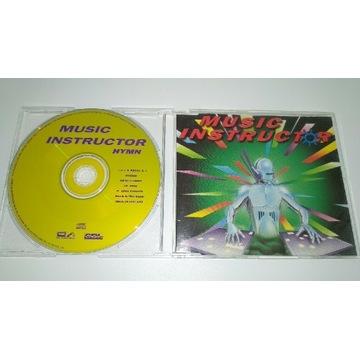 Music instruktor - hymn - Singiel